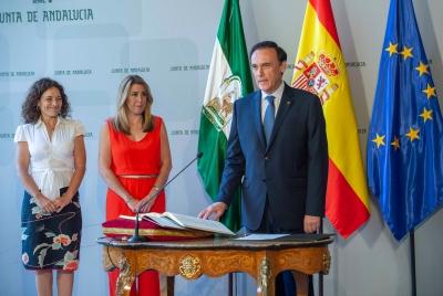 José Carlos Gómez Villamandos toma posesión de su cargo como rector de la Universidad de Córdoba