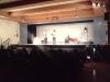 Un momento del recital