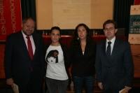Manuel Torralbo, Carmen González, Maria Jose Romero y Miguel Revilla