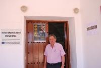 El profesor Pérez Camacho