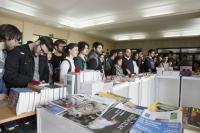 Fiesta Universitaria del Libro en la Biblioteca de Rabanales