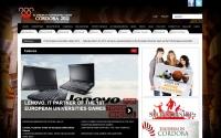 Lenovo figura en la página web oficial de los juegos como  ya como socio tecnológico