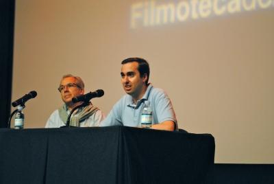 Rafael Bonilla y Pedro Poyato