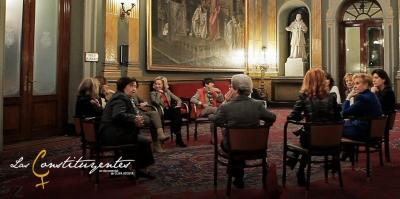 El documental 'Las constituyentes' de Oliva Acosta repasa el papel de la mujer en la democracia española