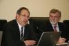Sergio Lavanchy y José Manuel Roldán
