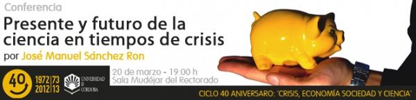 Conferencia 40 aniversario