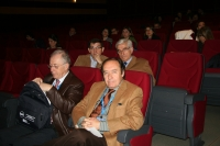 El profesor Manuel Casal, coordinador del encuentro