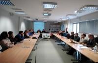 Jornada de Trabajo de Diverfarming en Geolit (Jaén)