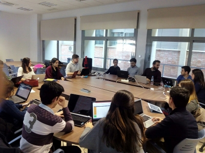 Reunión del Comité Organizador del IX CEM UCO