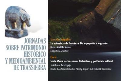 Jornadas sobre Patrimonio Histórico y Medioambiental de Trassierra