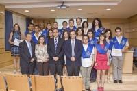 GC/ alumnos y profesores del master