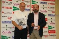 Adam Roczek y Manuel Torres, en la rueda de prensa