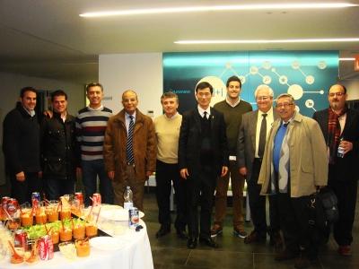 Participantes en la reunión
