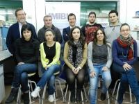 Integrantes del grupo 'Hormonas y Cáncer' del Imibic