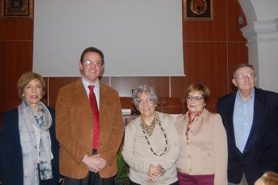 Participantes en la sesión