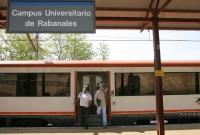 AVISO: A la comunidad universitaria usuaria del tren Córdoba-Campus de Rabanales