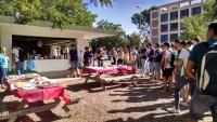 Desayuno Solidario-Convivencia en el Kiosko de los Gallipatos