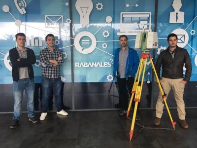 Una nueva empresa de ingeniería topográfica se instala en Rabanales 21