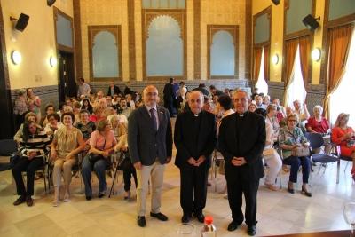 Isaac Túnez, Antonio Llamas y Antonio Gil Moreno