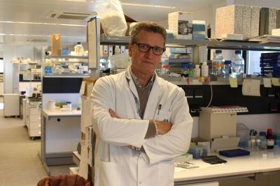 El catedrático de Inmunología Eduardo Muñoz