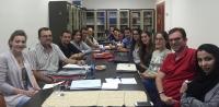 Miembros del grupo FQM-383 del Departamento de Química Orgánica de la Universidad de Córdoba