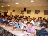 Alumnos participantes en Estalmat