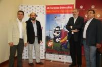 Presentación del IV Campeonato Universitario Europeo de Rugby a 7
