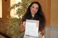 La profesora de la UCO, Laura García Hernández