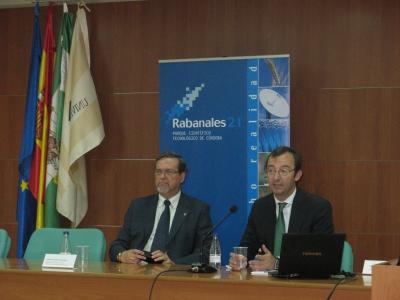 Francisco Gracia (izq) y Armando Uriarte