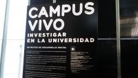 La muestra Campus Vivo en Muncyt