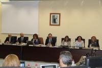 El rector presenta su informe en la sesión ordinaria de Consejo de Gobierno celebrada hoy
