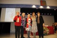 Un momento de la entrega del premio  'Córdoba  en Igualdad 2018'