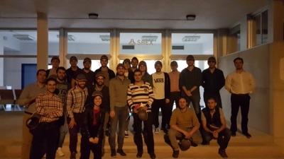 Alumnos del I Curso de Experto Universitario en Sistemas de Refrigeración