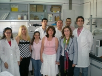 Grupo de Analisis cromatográfico de contaminantes