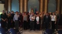 Foto de familia de los participantes en la conferencia de clausura del Proyecto Tempus