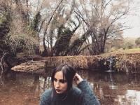 La poeta María Sánchez