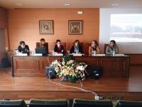 Presentación del proyecto en la Facultad de Ciencias de la Educación