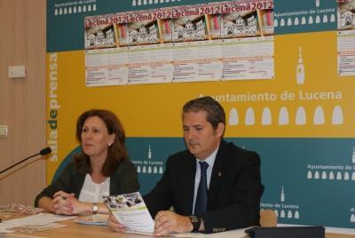 Araceli Antras y Pedro Montero