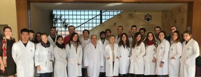 Miembros del grupo de investigación FQM-383