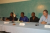Un momento del acto oficial de inauguración presidido por el rector de Maradí