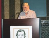 Alberto Sánchez de Puerta, iniciando las lecturas programadas