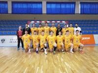 Se adjunta fotografía de equipo del balonmano masculino UCO