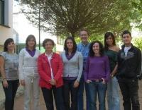 Investigadores del Departamento de Genética de la Universidad de Córdoba