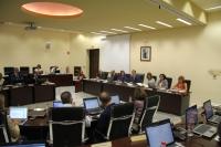 Imagen de la sesión de Consejo de Gobierno celebrada hoy