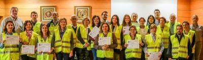 Personal de los equipos de emergencia e Ciencias  de la Educación
