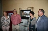 De izq a dcha, Carmen Blanco, Jose Antonio Grueso,  Carmen Liñán y Juan Antonio Caballero
