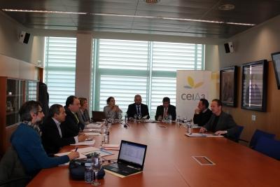 Comisión Permanente ceiA3