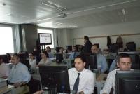 Una de las clases del programa formativo