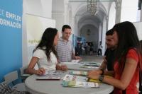 Stand del idep y eidA3, en la Feria