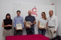 """Premiados en el Concurso """"Con Góngora... ¿selfie o shelfie?"""""""